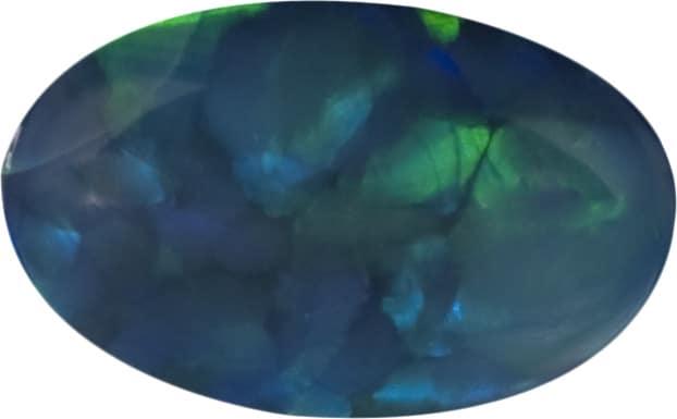 Opal Blacek_Oval.5x3mm.Cab.AA_0.23