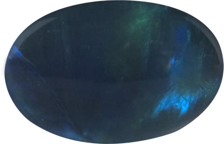 Opal Black_Oval 6x4mm.Cab.A_0.28ct